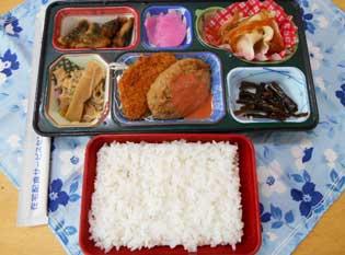 配食(弁当)サービス・夕食