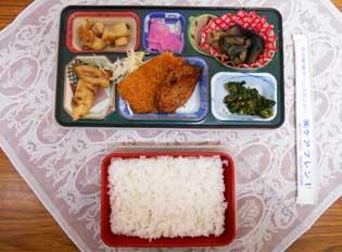 配食(弁当)サービス・昼食
